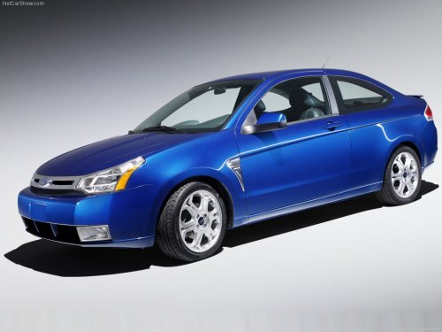 Ford Focus - Ford Focus  2008  - Gallery